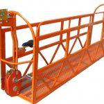 1000 kg 7,5 mx 3 sekcije aluminijska legura s obloženom radnom platformom zlp1000