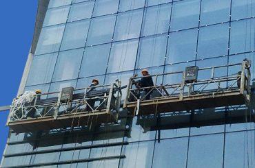 100m - 300m suspendirane pristupne platforme 220v za visoko slikanje zgrade