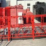 zgrade za čišćenje zimske radne platforme zlp800 s nazivnim opterećenjem od 800 kg