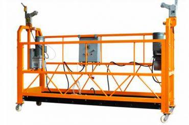 certificirana aluminijska radna platforma zlp1000 snage motora 2,2kw