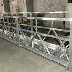 zlp800 čelična radna platforma 380v 3 faze za vanjsko čišćenje zidova