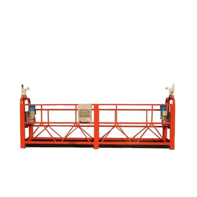 Prilagođena Aluminijska Alloy Suspendirana radna platforma ZLP800 za zidnu dekoraciju