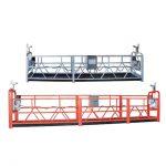 visoka ustati zgrada održavanje prozora čišćenje suspendiran radna platforma zlp630
