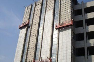 Visokogradnje čišćenje-oprema-zid-žbukanje-stroj