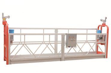 Zlp630 oslikana čelična fasadna čistač s obloženom radnom platformom