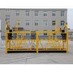privremeno instalirana oprema za suspendirani pristup / gondola / kolijevka / skela zlp500