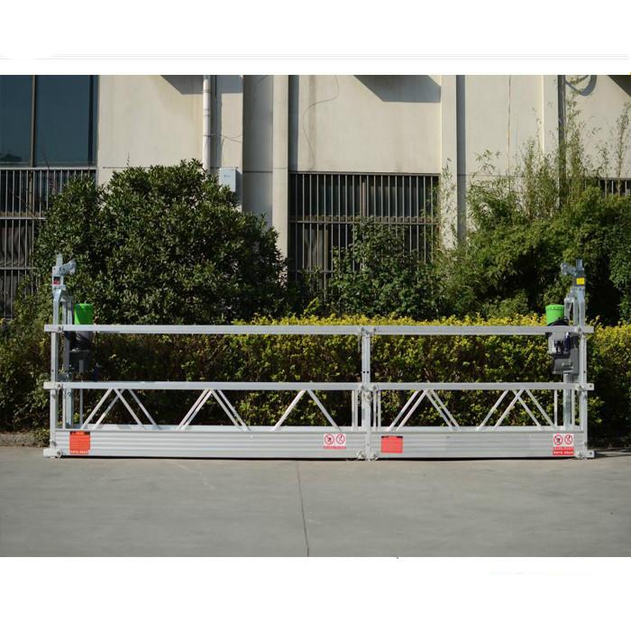 Mast climbing Suspended Work Platform / visoka radna platforma