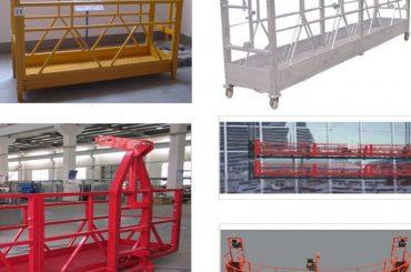 800 kg oslikana / pocinčana / aluminijska slitina oprema za opuštanje zlp800