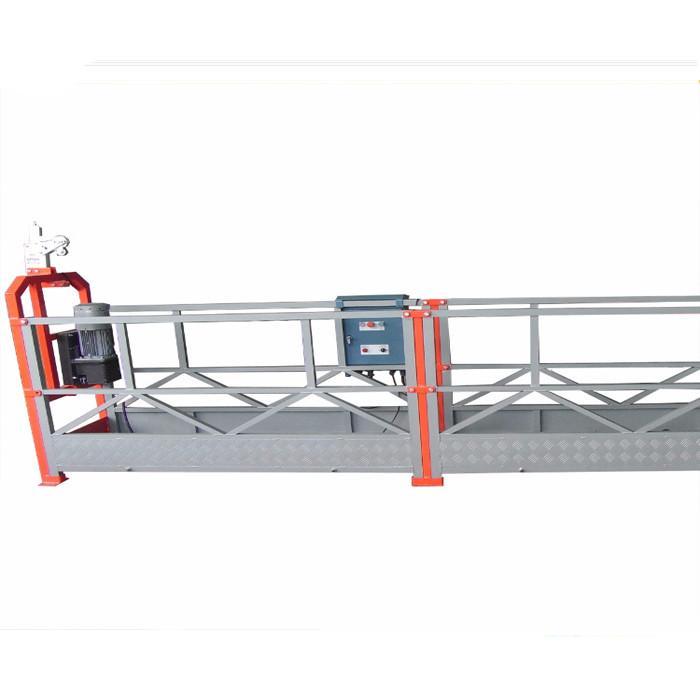 Pin - Tip 800kg Suspendirana radna platforma s 1.8kw Motor Power