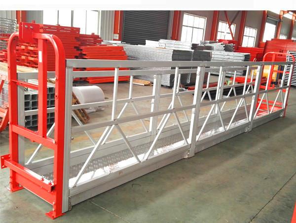 2 sekcije 500kg suspendirana radna platforma s 3 tipa brojačem težine