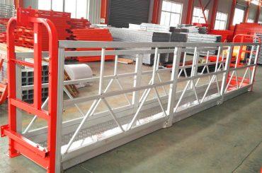 suspenzija platforma za čišćenje prozora zlp630 s remenom ltd6.3 snage motora 1.5kw