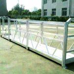 čelične / aluminijske radne platforme s sigurnosnom bravom serija sal