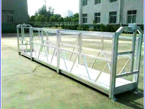 Čelični / Aluminijski Suspendirani radni limovi s sigurnosnom zaštitom serije SAL
