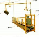 tvornica prodaja kvalitetnog električnog dizala za suspendiranu platformu od izravnog proizvođača