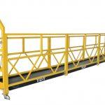 čelik / vruće pocinčani / aluminijske legure suspendirana platforma 1.5kw 380v 50hz