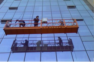 jaka konstrukcijska konopska platforma s 30kn sigurnosnom bravom zlp1000 2.2kw 2.5m * 3