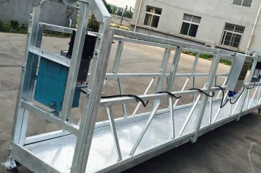 čišćenje prozora zlp630 gondola kolijevka suspendiranom platformom s remenom ltd6.3
