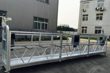 podesiva podesiva aluminijska konopska platforma zlp 800 za obnovu / slikanje