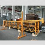 zlp 500 lp 630 privremeno suspendirana žičana platforma za gradnju