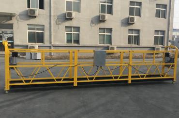 oslikana aluminijska konopska platforma od užeta 500kg / 630kg / 800kg / 1000kg