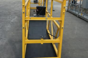 7,5 m privremeno spuštena žičana platforma za konstrukciju