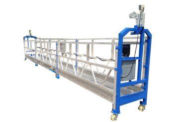 500 kg 2 m * 2 sekcije aluminijska legura oprema za opuštanje zlp500