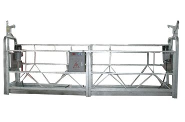 aluminijska legura / čelik / vruća pocinčana oplata s opremi za pristup zlp1000