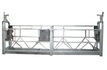 pomična sigurnosna konopska platforma zlp500 s nazivnim kapacitetom 500kg
