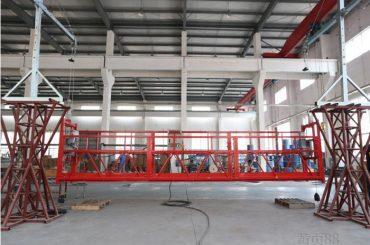 2 * 2.2kw suspendirane pristupne platforme zlp1000 brzina podizanja 8 - 10 m / min