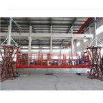 10 metara viseća radna platforma od aluminijske legure s remenom ltd8.0