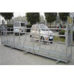 zlp630 konopska platforma / električna stijenka / skela za stroj za čišćenje prozora