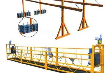 električno podizanje za ovješena platforma i električno podizanje cd1 tipa