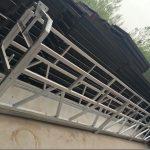 zlp630 / 800 ll formira aluminijsku leguru, podizanje platforme za podizanje platforme na zidovima na zgradama