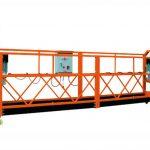2,5mx 3 odjeljka 1000kg suspenzija platforma za podizanje 8-10 m / min