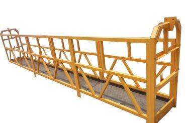 konopac vješanje suspendiran pristup platformi, zlp630 konstrukcija lift gondola stroj